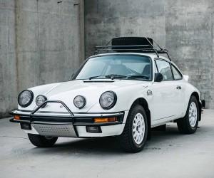 Porsche 911 LuftAuto