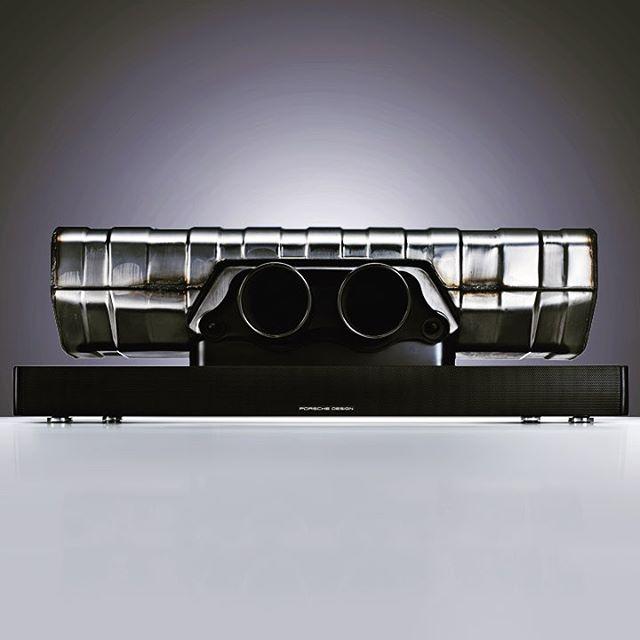 d14fc8475c2 Porsche Design Unveils the 911 Soundbar