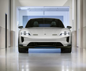 Porsche Mission E Cross Turismo Debuts In Geneva