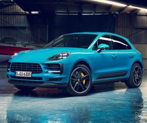 Porsche Unveils The New Macan In Shanghai