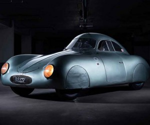 Porsches Holy Grail Heads to Auction at Monterey Car Week