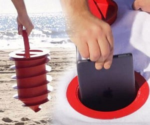 Portable Beach Vault