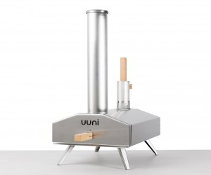 Portable Woodfire Pizza Oven by UUNI