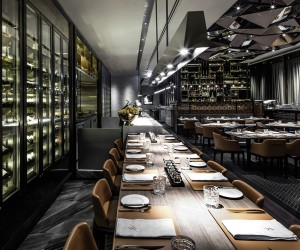 Porterhouse by Laris Restaurant in Hong Kong
