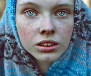 Portrait Photography by Andrey Zharov