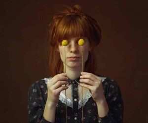 Portrait Photography by Xenia Melnik
