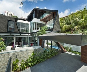 Posh Private Residence In Singapore