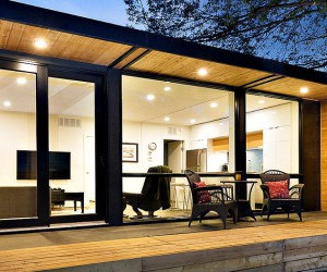 Practical and Functional Container Homes Designed by HonoMobo