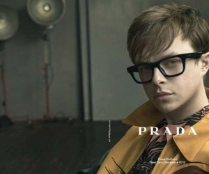 Prada Spring/Summer 2014 Eyewear Campaign