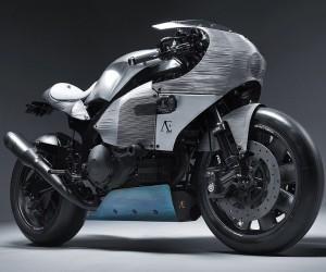 PRAEM Converts Honda RC-51 into Modern SP3 Motorcycle
