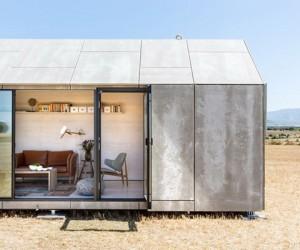 Prefab Portable Home PH80 in Spain by BATON