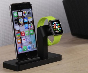 Premium One  All in One Dock for Apple Watch  iPhone