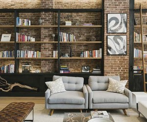 Prewar Loft Evoking an Inviting Feel in Greenwich Village, NY