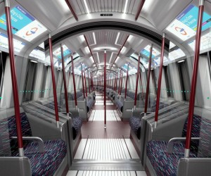 Priestmangoode designs New Driverless Tube for London