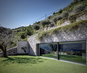 Private home located in Traona, Italy