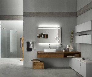 Progetto: Modular System Alters Your Approach to Bathroom Design Forever