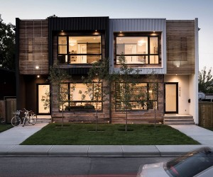 Project b95: Urban Infill Epitomizes Elegantly Cultural Diversity of Calgary