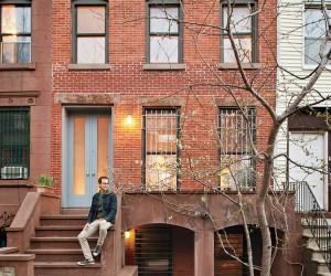 Prospect Heights Row House by Delson or Sherman Architects