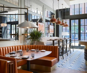 Proxi Chicago Restaurant by Meyer Davis
