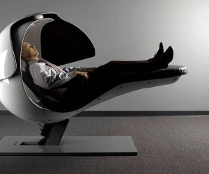 Public Sleeping Pods That Showcase Modern Design