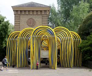 Pump House Pavilion by NEON, London