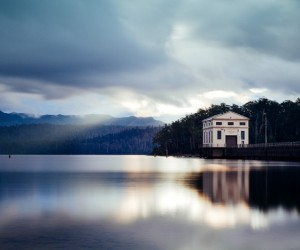 Pumphouse Point  new eco-lodge in remote Central Tasmania