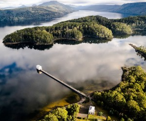 Pumphouse Point Tasmanias Wilderness Retreat