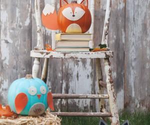 Pumpkin Themed DIY Dcor