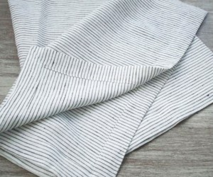 Pure Linen Table Runner