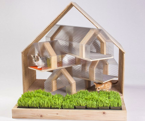 Purrfect Cat Houses for Your Favorite Feline Friend