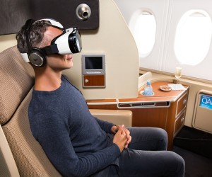 Qantas Introduces Virtual Reality Experience for Travellers