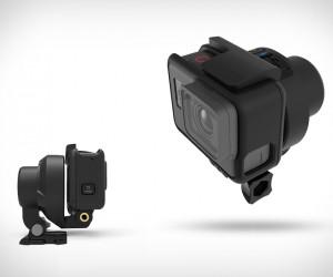 Quark Compact GoPro Stabilizer