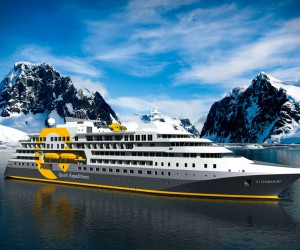 Quark Expeditions Ultramarine Cruise Ship