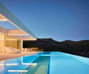 Quarry House by Ramon Esteve Estudio, Valencia