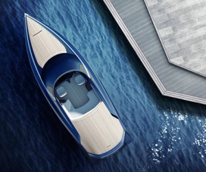 Quintessence Yachts Teamed Up With Aston Martin for the AM37 Powerboat