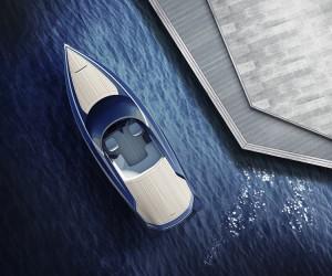 Quintessence Yachts Unveils First Aston Martin Speedboat