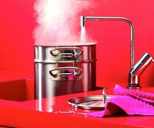 Quooker: Instant Boiling Water On Tap