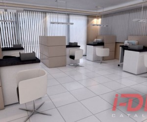 Quotation Area Office Design by I-Dea Catalysts