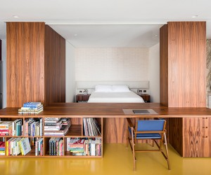 RA Apartment by Pascali Semerdjian Arquitetos, So Paulo