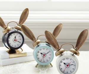 Rabbit Alarm Clock Design