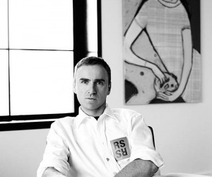 Raf Simons Confirmed at Calvin Klein