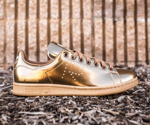 Raf Simons x adidas Originals Stan Smith Metallic Copper