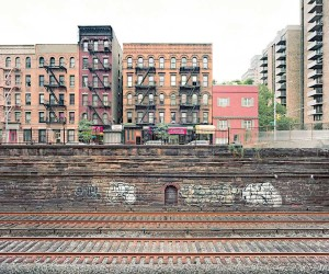 Railroad Landscapes by John Sanderson