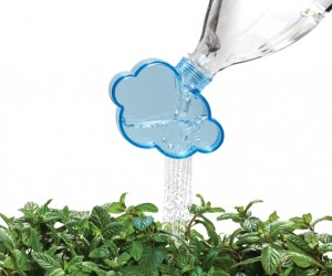 RAINMAKER Plant Watering Cloud design by Peleg