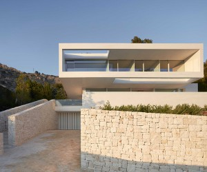 Ramn Esteves Oslo House in Alicante, Spain