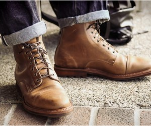Rancourt x Huckberry Knox Boot