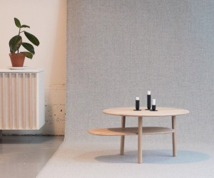 Rang Side Table by StokkeAustad