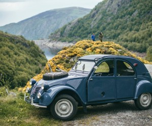 Rare Citroen 2CV Sahara, The Story of a French Classic Car