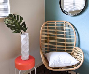 Rattan Chair Design: 1 Chair, 3 Ways