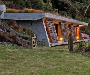 Rawhiti Bach by Studio Pacific Architecture